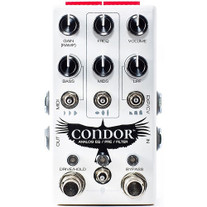 Chase Bliss Audio Condor Analog Preamp EQ Filter Pedal