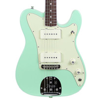 Fender Limited Edition Jazz-Tele Hybrid Rosewood - Surf Green