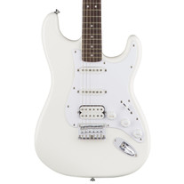 Fender Squier Bullet Stratocaster HSS Hard Tail Rosewood - Arctic White