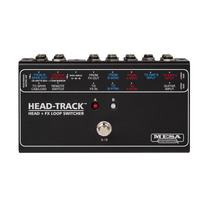 Mesa Boogie Head-Track Amp and Effects Switcher Pedal