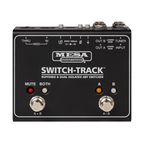Mesa Boogie Switch-Track ABY Switcher Pedal