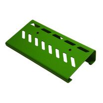 Gator Aluminum Small Green Pedalboard with Bag