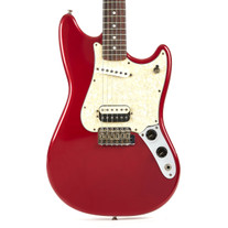 1998 Fender Cyclone Electric Guitar Red Finish