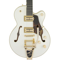 Gretsch G6659TG Players Edition Broadkaster Jr. - Vintage White
