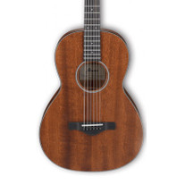 Ibanez AVN9-OPN Artwood Vintage Thermo Aged Parlor Acoustic in Open Pore Natural