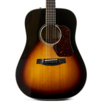 Used Walden CD-404OETB Acoustic Electric Guitar Sunburst Finish