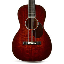 Santa Cruz Style 1 Catfish Special Figured Mahogany Signature Model