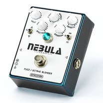 Spaceman Effects Nebula Fuzz Octave Blender - Teal Edition