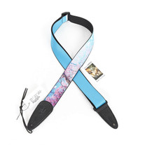 """Levy's MPDS2 2"""" Scenic Series 'Cherry Blossom' Design Strap"""