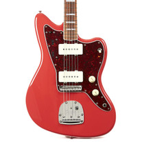 Fender Limited Edition 60th Anniversary Classic Jazzmaster Pau Ferro - Fiesta Red