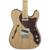 Fender American Elite Telecaster Thinline Maple - Natural
