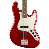 Fender Squier Contemporary Series Jazz Bass Indian Laurel - Metallic Red