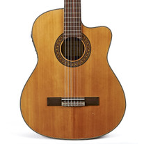 Used Ibanez GA6CE-14-01 Classical Acoustic Natural