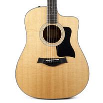 Used Taylor 110ce Walnut & Sitka Spruce Dreadnought Cutaway - Natural