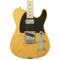 Fender Limited Edition American Professional Telecaster Humbucker Maple - Butterscotch Blonde