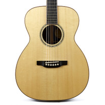 Used Bourgeois OM Wood Deluxe Orchestra Model Natural 2015
