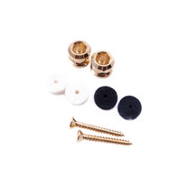 Fender American Series Locking Strap Buttons - Gold