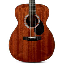 Eastman E2OM Orchestra Model Sapele Acoustic - Natural