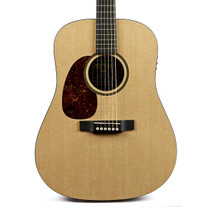 Used Martin DXME Lefty Dreadnought Natural 2012