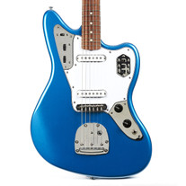 Fender Classic Series '60s Jaguar Lacquer - Lake Placid Blue
