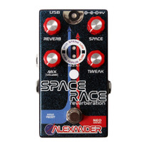 Alexander Pedals Space Race Reverb Pedal
