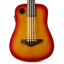 Used Boulder Creek Solitaire Travel Bass Sunburst