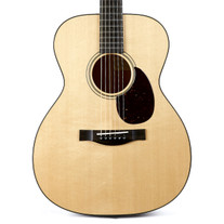Santa Cruz OM Pre War Orchestra Model Acoustic - Natural