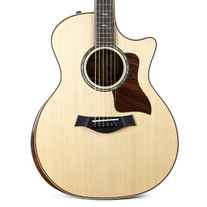Taylor 814ce Deluxe Grand Auditorium with V-Class Bracing - Natural