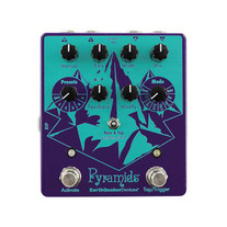Earthquaker Devices Pyramids Stereo Flanger Pedal