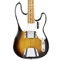 Vintage Fender Precision Bass Sunburst 1956