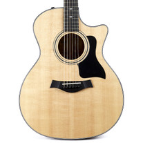 Taylor 314ce Grand Auditorium Acoustic Electric with V-Class Bracing - Natural