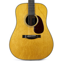 Santa Cruz Brad Paisley Signature Pre-War Dreadnought - Natural