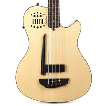 Godin A4 Ultra SA Acoustic-Electric Bass - Natural