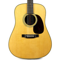 Martin HD-28e Dreadnought Acoustic Electric with Fishman Aura VT Enhance - Natural