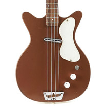 Vintage Danelectro Model 3412 Standard Shorthorn Bass Copper 1960