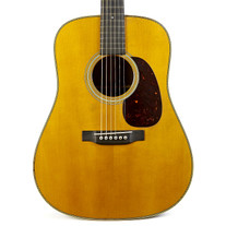 Martin D-28 Authentic 1937 Aged Dreadnought with Vintage Tone System