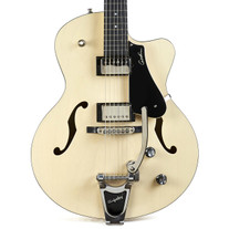 Godin 5th Avenue Uptown GT LTD with Bigsby - Trans Cream B Stock