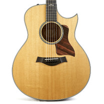 Used Taylor 616ce Grand Symphony Acoustic Electric - Natural