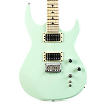 Used Kiesel DC127 Solid Body - Seafoam Green