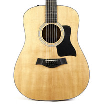 2016 Taylor 150e 12 String Dreadnought - Natural