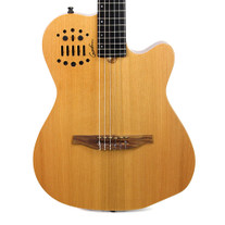 Godin Multiac ACS-SA Cedar Top - Natural Semi-Gloss B-Stock