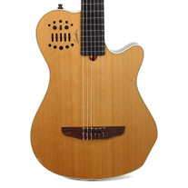 Godin Multiac Grand Concert SA Nylon Acoustic Electric Classical Guitar B-Stock in Natural