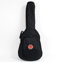 Cream City Music EM20P-CCM Embroidered Acoustic Guitar Gigbag By Levy's