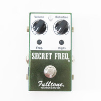 Fulltone Secret Freq Frequency Boost Overdrive Pedal