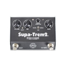 Fulltone Custom Shop ST-2 Supa Trem 2 Stereo Tremolo Pedal with Tap Tempo