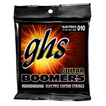 GHS Boomers Light Electric Guitar Strings .010-.046