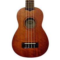 Kala KA15S Mahogany Series Soprano Ukulele in Satin Finish