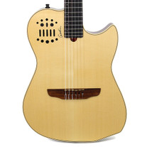 Godin Multiac Nylon String SA Acoustic Electric Guitar in Natural High Gloss B-Stock