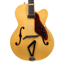 Gretsch G100CE Synchromatic Cutaway Acoustic Electric Archtop Natural