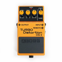 Boss DS-2 TURBO Dual-Mode Distortion Pedal